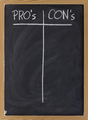 pros and cons of MSPs
