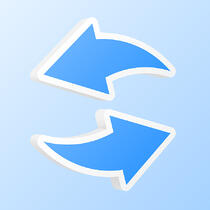 File Syncing Arrows